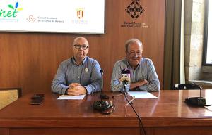 La presentació del nou sistema s'ha dut a terme al saló de plens del Consell Comarcal de la Conca