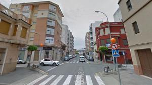 L'avinguda del País Valencià en Onda