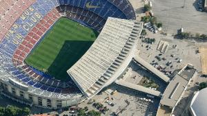 L'entorn del Camp Nou augmentaria la seva zona verda