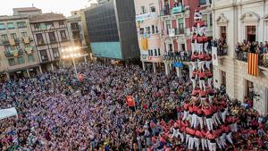 Les imatges de la Diada del Mercadal a Reus