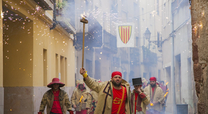 Les millors imatges de la processó de la Festa Major d'Alcover