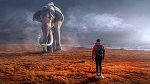 L'espècie dels mamuts va sobreviure aïllada 2.000 anys en unes illes de l'Àrtic, en un temps contemporani als faraons