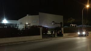 L'incendi s'ha declarat pocs minuts després de les 19.00 h