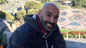 Llucià Ferrer, prsentador d''Atrapa'm si pots' de TV3