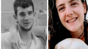 Marc Hernández i Paula Mas, les víctimes del crim de Susqueda