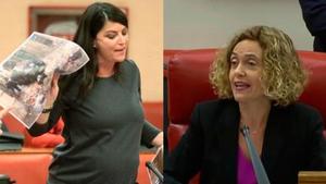 Meritxell Batet ha expulsat Macarena Olona del Congrés després de cridar-la a l'ordre en tres ocasions