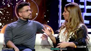 Miguel Frigenti y Raquel Salazar en 'Límite 48 horas'