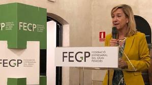 Neus Lloveras ha estat escollida nova presidenta de la FEGP.