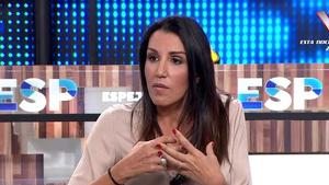 Nuria Bermúdez en 'Espejo Público'