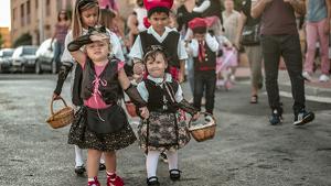 Pagesets i gegants Festa Major petita Roda de Berà, en imatges!