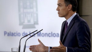 Pedro Sánchez reprendrà avui els contactes amb les entitats de societat civil