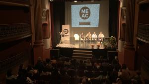 Presentació del MEAC a Valls.