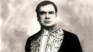 Rubén Darío está considerado como el príncipe de las letras castellanas.