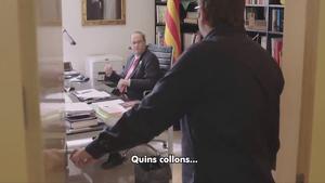 Seqüència del programa «30 minuts» de TV3