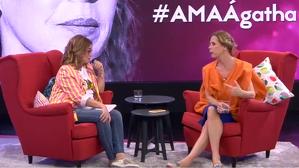 Toñi Moreno entrevistó a Ágatha Ruiz de la Prada
