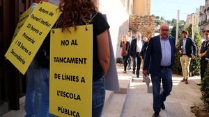 UGT demana la destitució de Bargalló per uns comentaris sobre els funcionaris que Educació