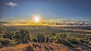 Un gran fin de semana de temperaturas suaves y paisajes otoñales