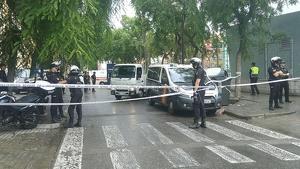 Un joven sin carné atropella de muerte a un hombre en Valencia