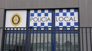 Una imatge d'arxiu de la caserna de la Policia Local de Torredembarra, al polígon industrial Roques Planes.