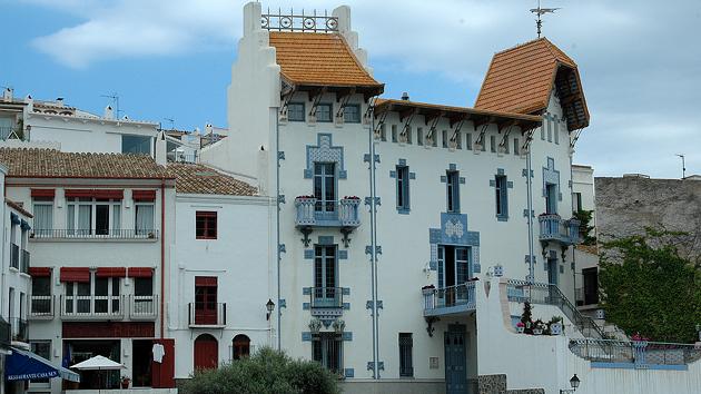 La popular Casa Serinyana a la venta per 22 milions d'euros