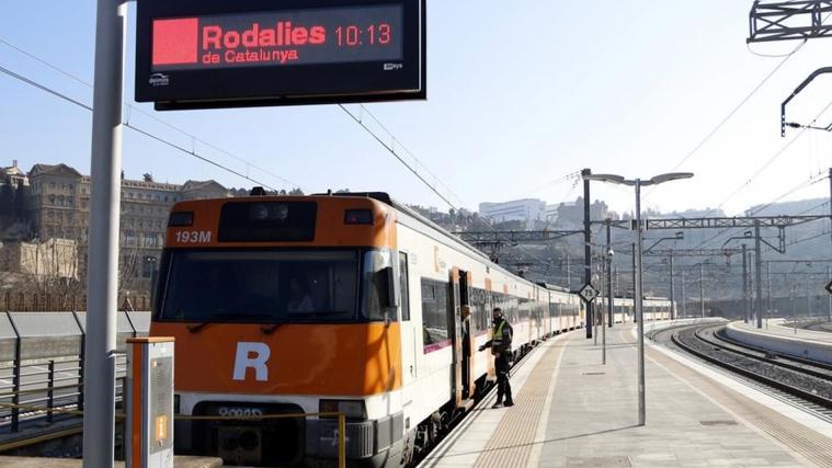 Estació Manresa Renfe