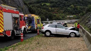 Accidente Liendo