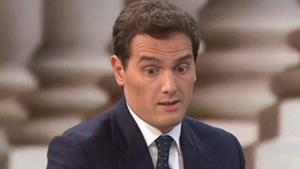 Albert Rivera va comentar la sentència a Antena3