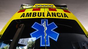 Ambulància del SEM.
