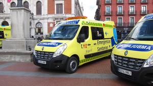 Ambulancias de transporte sanitario de Castilla y León