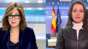 Ana Rosa ha mostrat públicament el seu suport a Arrimadas com a successora de Rivera