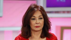 Ana Rosa Quintana al plató de Telecinco