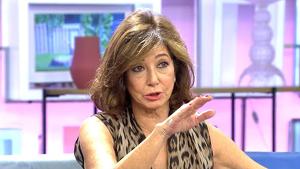 Ana Rosa Quintana va opinar sobre la situació de la família Pantoja