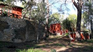 Antics pavellons de l'Observatori de l'Ebre