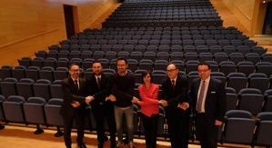 Aquest dijous, 14 de novembre, s'ha fet la presentació de la gala a l'Auditori Josep Carreras.