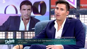 Cara a cara entre Hugo Sierra y Gianmarco