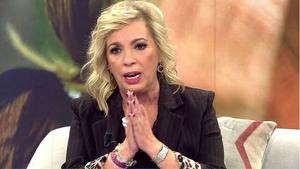 Carmen Borrego se defiende de las críticas de María Patiño