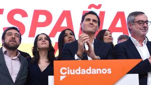 Ciutadans s'ha manifestat públicament sobre l'acord entre Sánchez i Iglesias