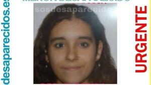 Desaparecida Jennifer Crespí Fernández