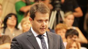 Detenen el secretari general de l'Esport, Gerard Figueras