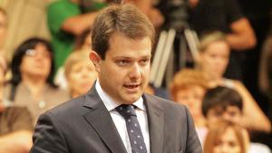 El secretari general de l'Esport, Gerard Figueras