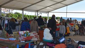 Dissabte torna el mercat d'intercanvi i segona mà als voltants de Cal Bofill, a Torredembarra.