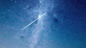 El avistamiento coincide con la temporada de lluvia de meteoritos de las Táuridas del Norte