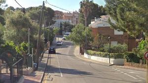El passeig del Fortí d'Altafulla, en una imatge d'arxiu.