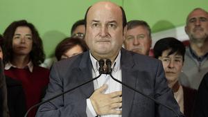 El PNV pierde un escaño a favor del PP tras el recuento electoral