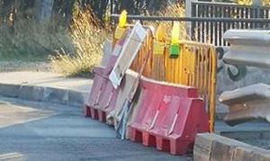 El pont de Vacarisses tancat aquest dijous al matí