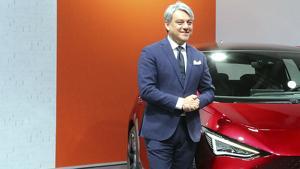 El president executiu de SEAT, Luca de Meo, admet que la problemàtica política a Catalunya no beneficia la companyia