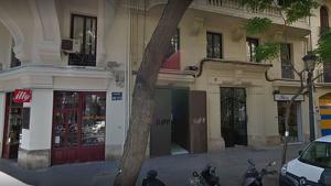 El prestigiós restaurant Riff està en el carrer Comte d'Altea de València