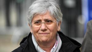 El Reino Unido rechaza tramitar la orden de detención europea contra Clara Ponsatí, ex consejera de Educación catalana