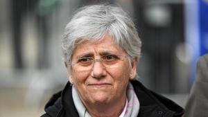 El Regne Unit rebutja tramitar l'euroordre contra Clara Ponsatí