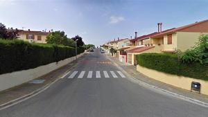 El robatori s'ha produit en una casa de l'avinguda de Prats de Motlló